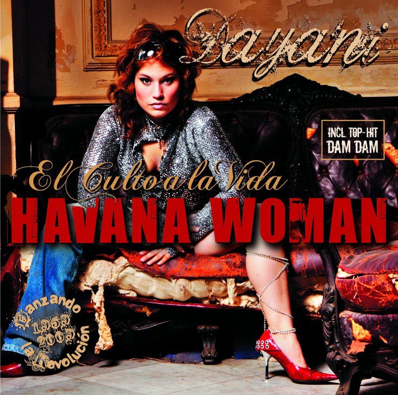 Havana Woman CD-Cover Titel